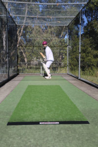 The TurfTop - instantly convert your flat practice wicket into a seaming turf pitch
